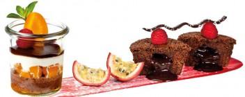 Exclusive Desserts - auf Vorbestellung! Telefon 089-6939000