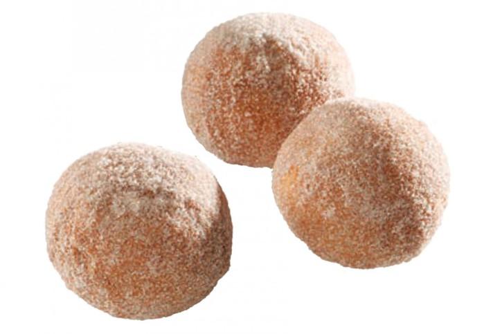 Mini-Buttermilch-Bällchen gezuckert, 16-20g, ca. 112 Stück, 2 kg