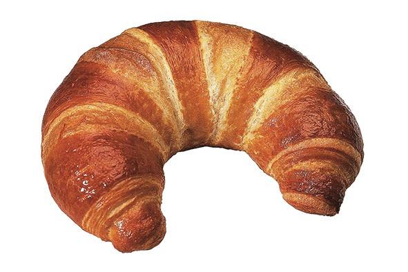 Buttercroissant mit 23% Butteranteil 80g, 80 Stück