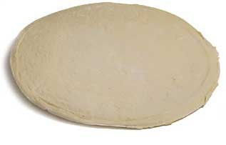 Pizzaboden rund vorgebacken, 30 cm, 240g, 30 St.