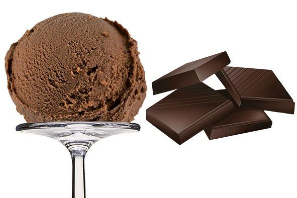 Sorbet Schokolade 2,5 Liter