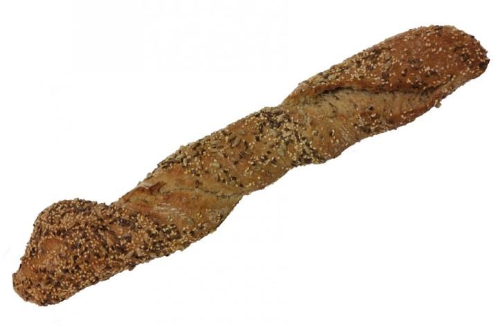 Wurzelbrot Rustico ca. 500g, 15 Stück