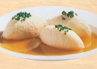 Gourmet-Griessnockerl 33g, 150 Stück