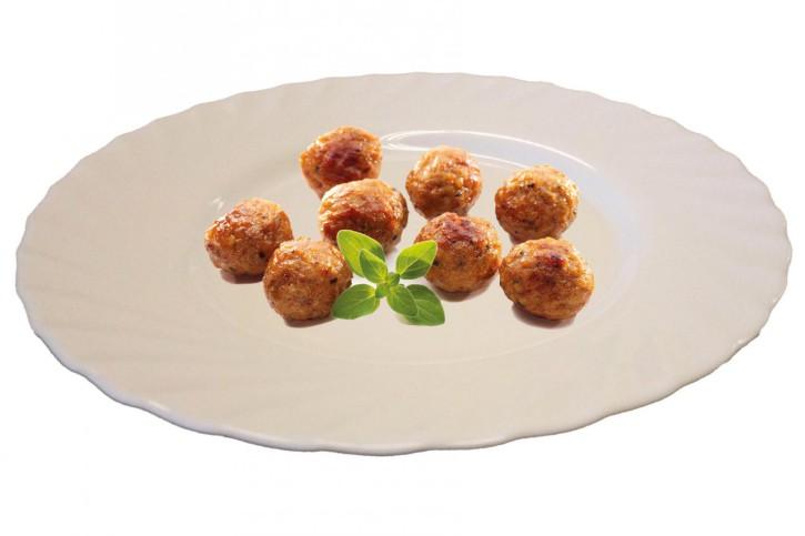 Gourmet-Fleischbällchen ca. 15g, 5 x 1 kg