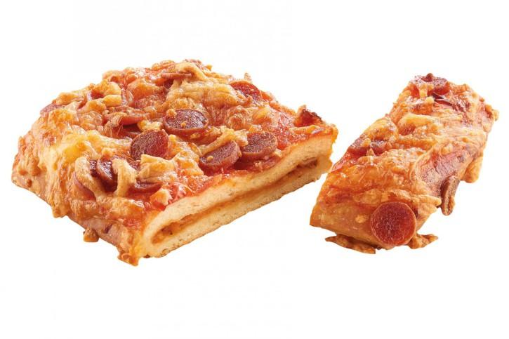 Gefüllte Pizzaschnitte Salami 170g, 32 St.