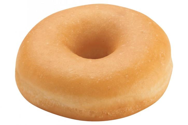 Donut natur 45 g, 48 Stück