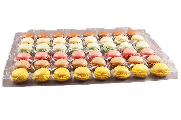 Lenôtre Macarons 12g, 2 x 48 Stück