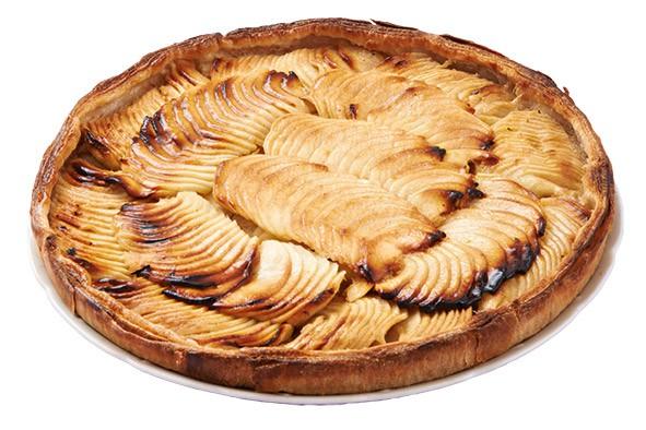 Tarte aux pommes Val de Loire 1350g, 3 Stück