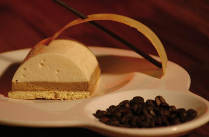 Parfait vom Latte Macchiato 450 ml, 6 Stück