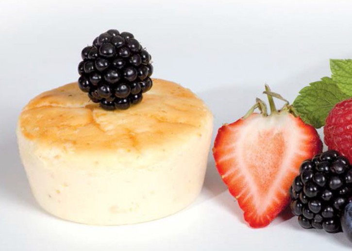 Topfensoufflé gluten- und laktosefrei 85g, 20 Stück
