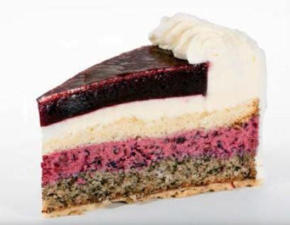 Sauerrahm-Waldbeer-Torte Echt Beerig 140g, 14 Stück