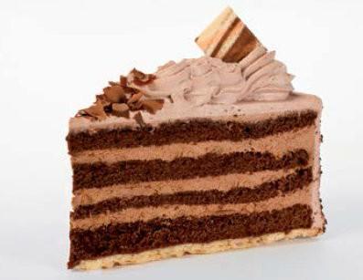 Trüffel-Torte 130g, 14 Stück