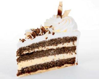 Weise Schokolade-Mohn-Torte 140g, 14 Stück
