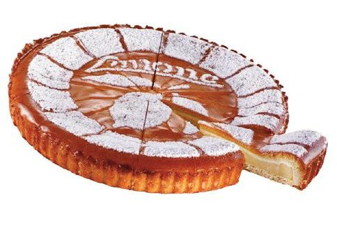 Crostata al Limone pret. vorgeschnitten 1400g, 1 Stück