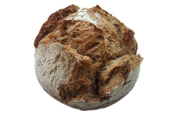 Kartoffelschrippe dunkel ca. 100 g, 80 Stück