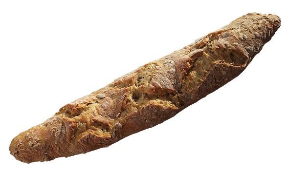 Kürbis-Sonnen-Baguette 500 g, 20 Stück