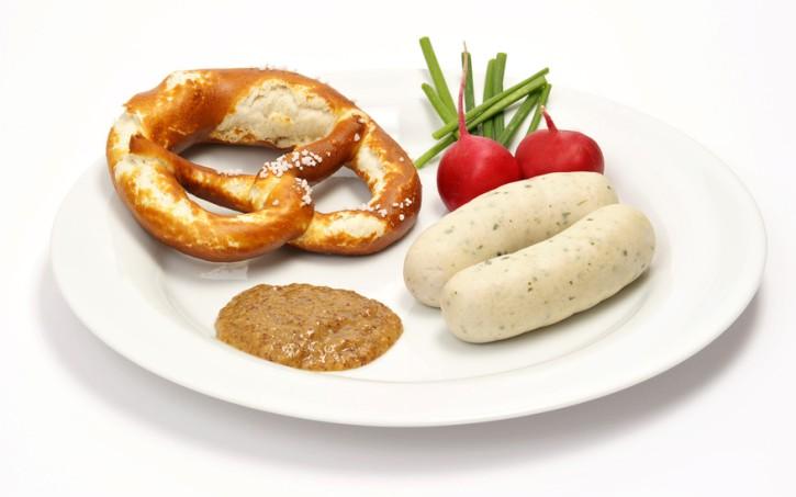 Orig. Münchner Weiswurst 70g , 60 Stück