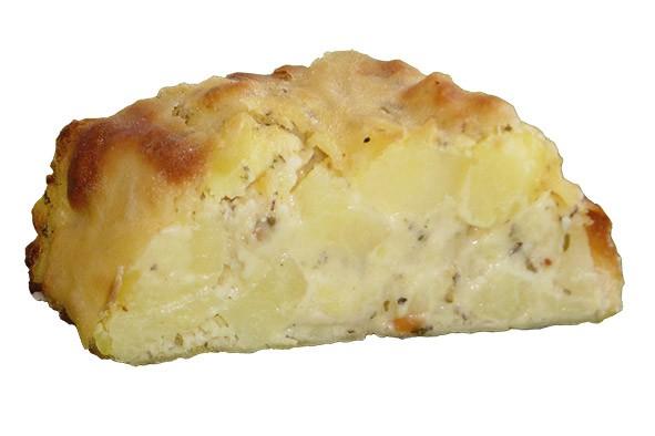 Back-Frisch Kartoffelstrudel 1200g, 9 Stangen