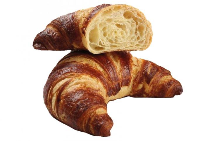 Laugen-Buttercroissant - Delifrance 80g, 80 St.