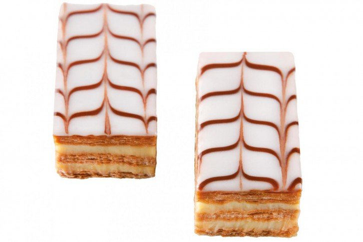 Mille Feuille - Delifrance 135g, 32 St.