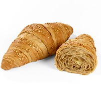 Veganes Dinkel-Quinoa Croissant 80g, 56 St.
