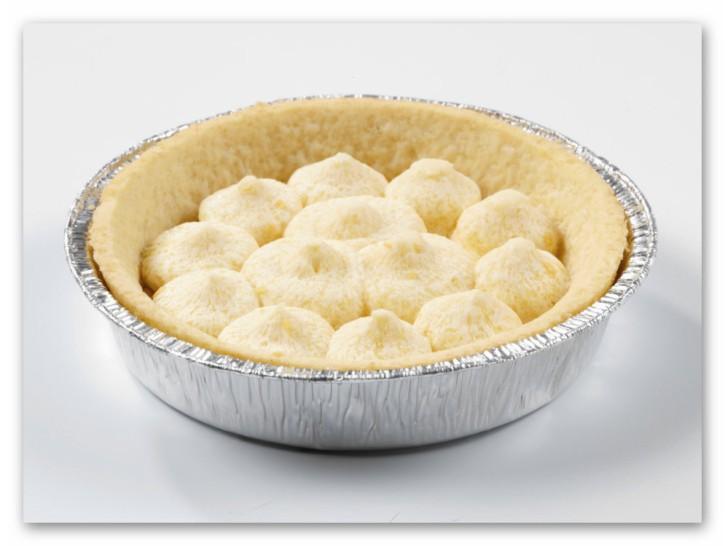 Crousty Pie Mandelcreme (Ø 100mm) 65g, 32 Stück