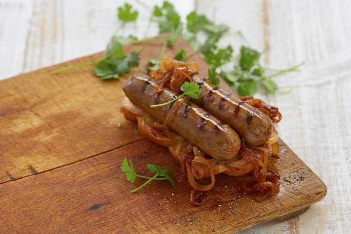 Vegan Braai Sausages 62,5g, 10 x 8 St.