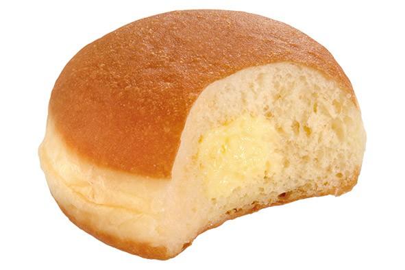 Butter-Berliner mit Vanillecreme 70g, 3 x 22 Stück