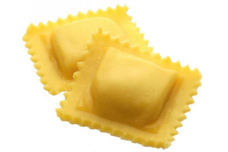 TORTELLI ALLA ZUCCA - Tortelli gefüllt mit Kürbis, Ricotta und Käse 3 x 1 kg