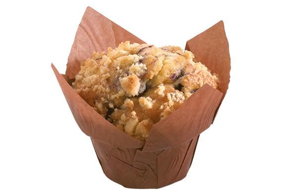 Muffin Blueberry 120g, 60 Stück
