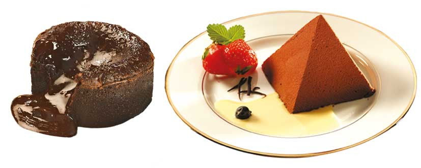 Exclusive Desserts